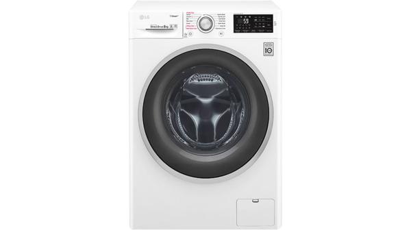 Máy giặt LG 8 kg FC1408S4W1 thiết kế trẻ trung