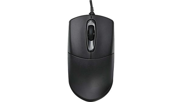 Chuột vi tính Rapoo N1050 màu đen giá rẻ tại Nguyễn Kim