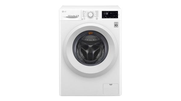 Máy giặt LG 7.5KG FC1475N5W cửa trước sang trọng giá tốt tại nguyenkim.com