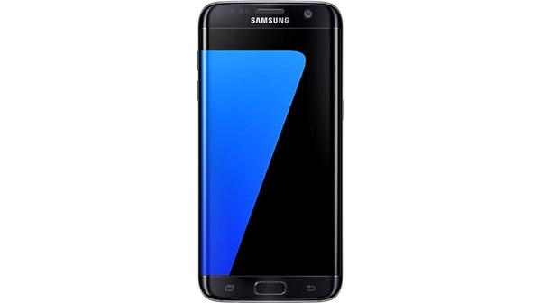 Điện thoại Samsung Galaxy S7 Edge màu đen giá ưu đãi tại nguyễn kim