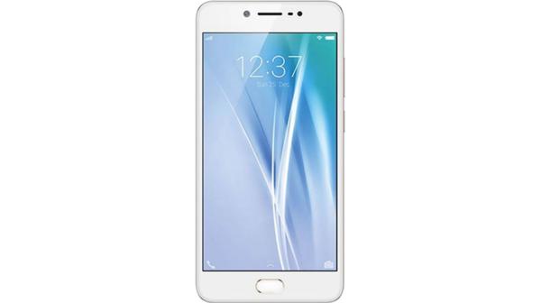 Điện thoại Vivo V5 có cấu hình nâng cấp cao hơn bán ở Nguyễn Kim
