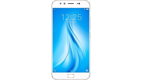 Điện thoại Vivo V5 Plus vàng chính hãng giá tốt Nguyễn Kim