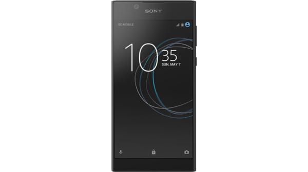 Điện thoại Sony Xperia L1 màu đen giá ưu đãi tại Nguyễn Kim