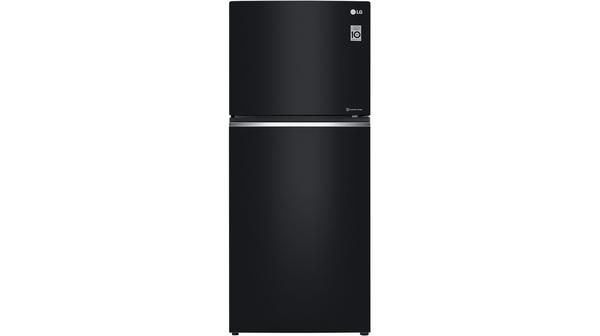 Tủ lạnh LG Inverter 393 lít GN-L422GB mặt chính diện