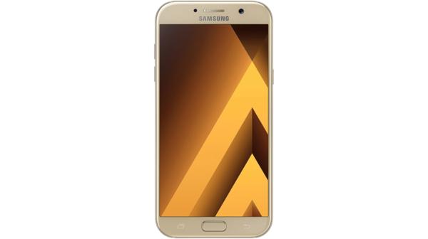 Samsung Galaxy A7 2017 vàng chính hãng giá tốt tại Nguyễn Kim