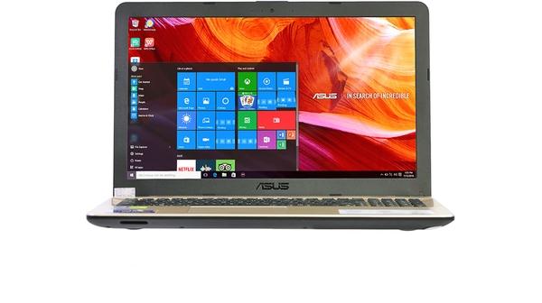 Máy tính xách tay Asus A541UV- XX228T LED Full HD 15.6 inches, Intel Core i7-7500U, RAM 4GB, HDD 500GB, Geforce 920MX 2GB tại siêu thị điện máy Nguyễn Kim