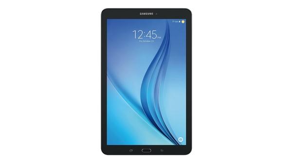 Máy tính bảng Samsung Galaxy Tab E màu đen giá ưu đãi tại nguyễn kim