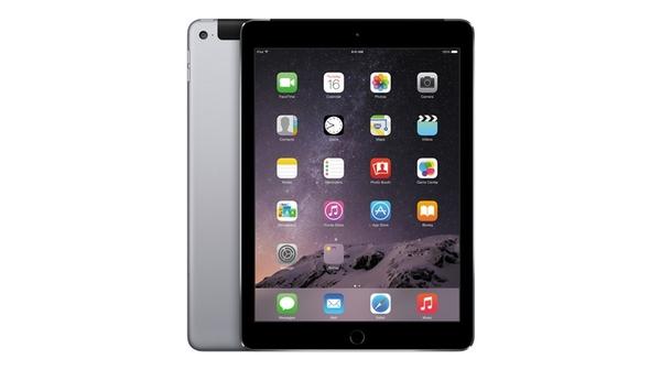 iPad Air 2 Wifi 3G 16GB màu xám chính hãng giá tốt tại Nguyễn Kim