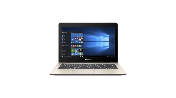 Laptop Asus A456UA WX034T màu vàng giá ưu đãi tại Nguyễn Kim