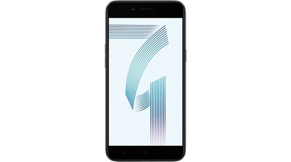 Oppo A71 đen thiết kế đỉnh cao