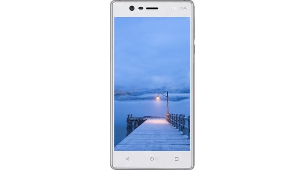 Điện thoại di động nokia 3 màu trắng bạc giá tốt tại Nguyễn Kim