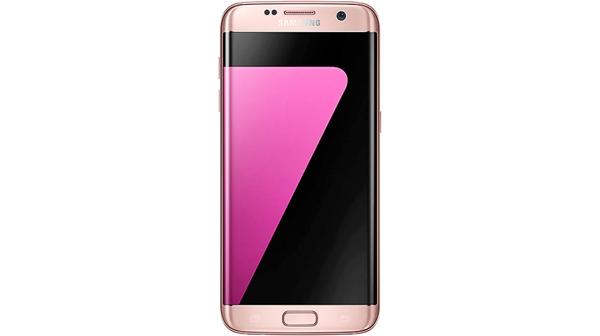 Điện thoại Samsung Galaxy S7 Edge hồng vàng giá tốt tại Nguyễn Kim