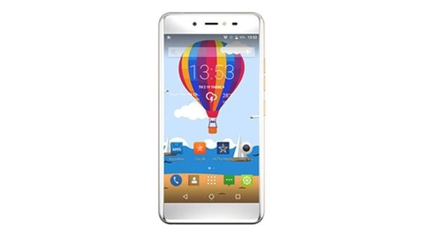 Điện thoại Mobiistar LAI Zumbo J 2017 màu vàng giá tốt ở Nguyễn Kim