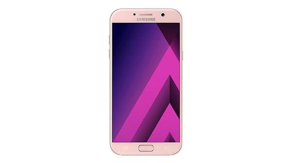 Samsung Galaxy A7 2017 màu hồng giá ưu đãi tại Nguyễn Kim