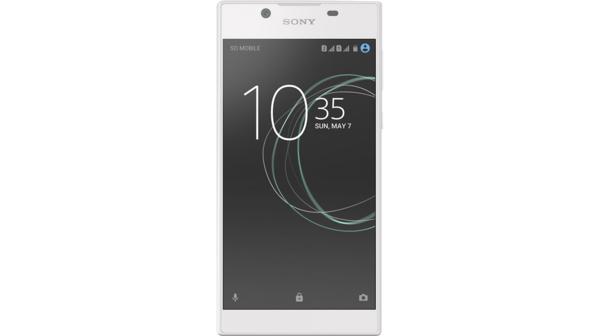 Điện thoại Sony Xperia L1 màu trắng giá hấp dẫn tại Nguyễn Kim