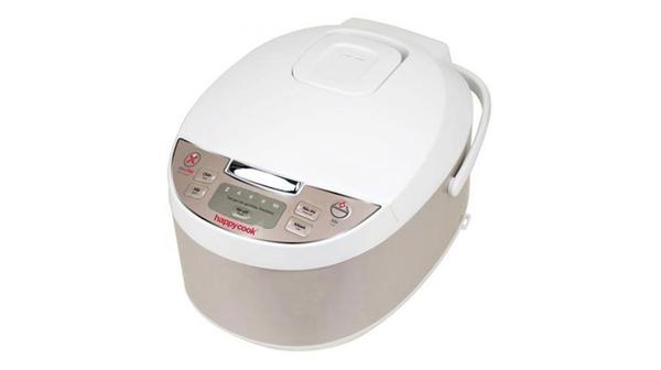 Nồi cơm điện Happy Cook Primo 1.8 lít HCJ-180SD có thiết kế hiện đại, tinh tế