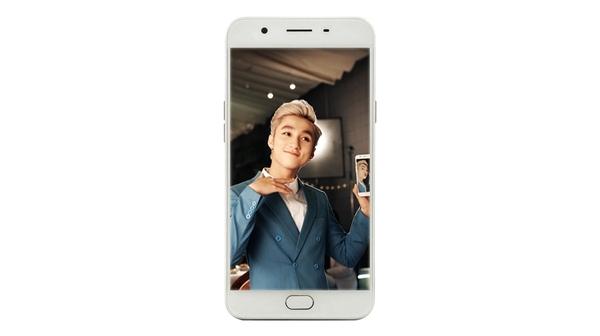 Điện thoại OPPO F1s 2017 64GB màu vàng giá tốt tại Nguyễn Kim