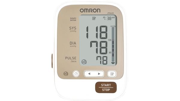 Máy đo huyết áp tự động Omron JPN600 giá hấp dẫn tại Nguyễn Kim