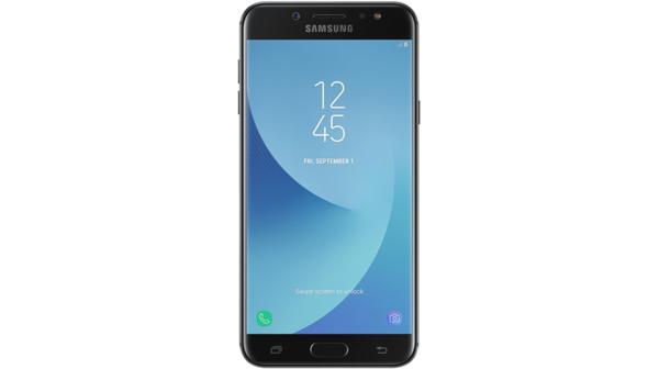 Samsung Galaxy J7+ Đen (SM-C710F/DS) camera kép chuẩn nét