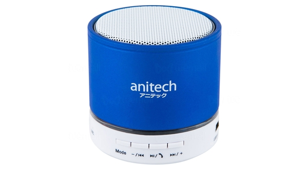 Loa Bluetooth Anitech V300 màu xanh giá tốt tại Nguyễn Kim