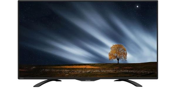 """Tivi đèn nền LED Sharp 45"""" LC-45LE380X màu đen giá tốt tại Nguyễn Kim"""