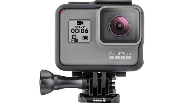 Máy quay GoPro Hero 6 Black quay phim 4K giá ưu đãi tại Nguyễn Kim