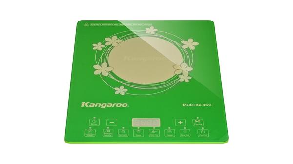 Bếp điện từ Kangaroo KG461I thiết kế nhỏ gọn và mỏng
