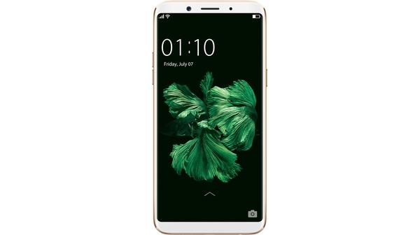 Điện thoại Oppo F5 có thiết kế kim loại sắc sảo