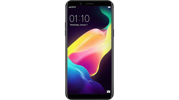 Điện thoại Oppo F5 màu đen cá tính và thời thượng