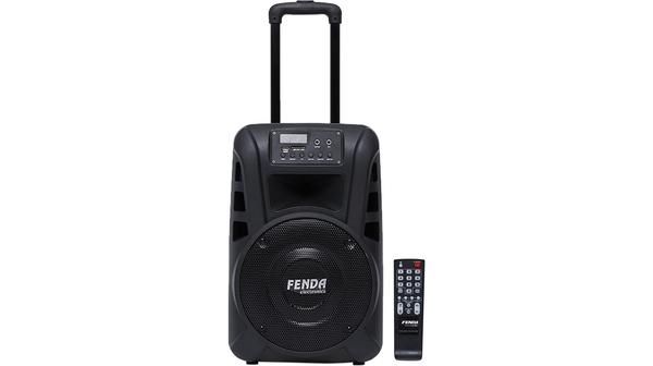 Loa du lịch Fenda FD-10 mặt chính diện