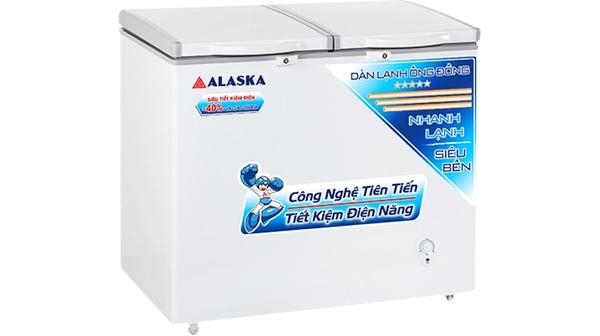 Tủ đông Alaska 450 lít BCD-4568C