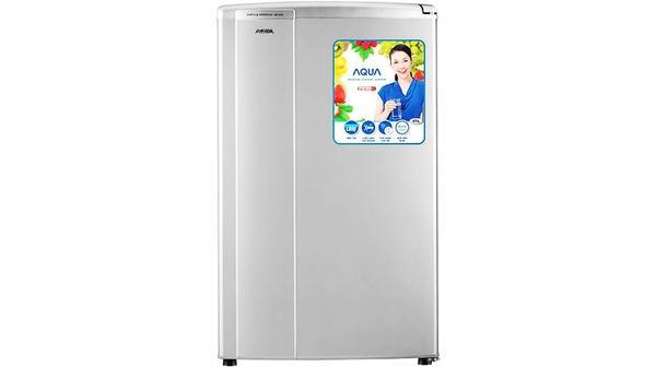 Tủ lạnh Aqua AQR-95AR (SS) 90 lít 1 cửa giá ưu đãi tại Nguyễn Kim