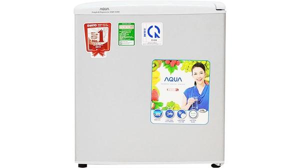 Tủ lạnh Aqua AQR-55AR (SH) 50 lít làm lạnh nhanh tại Nguyễn Kim