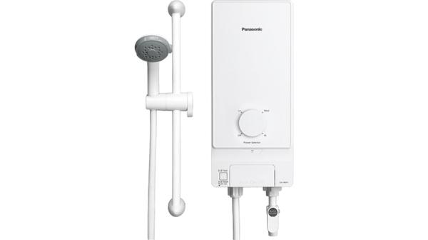 Máy nước nóng Panasonic DH-4MP1 mặt chính diện