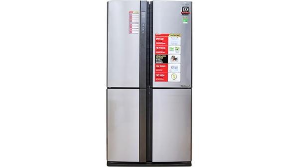 Tủ lạnh Sharp SJ-FX630V 556 lít giảm giá tại điện máy Nguyễn Kim