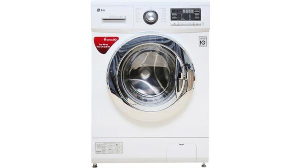 Máy giặt LG 8 kg F1408NM2W bán trả góp 0% tại Nguyễn Kim