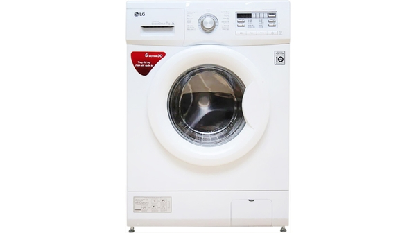 Máy giặt LG 7 kg F1207NMPW giá tốt nhiều ưu đãi tại Nguyễn Kim