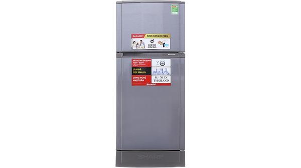 Tủ lạnh Sharp SJ-16VF3 150 lít bán trả góp 0% tại Nguyễn Kim