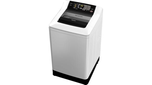 Máy giặt Panasonic NA-F90A1WRV 9 kg cửa trên giá tốt tại Nguyễn Kim