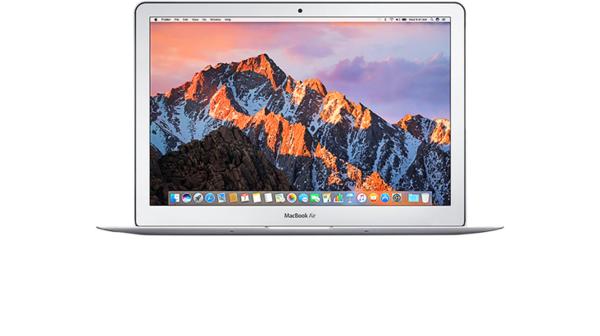 Macbook Air 13.3 Inch 2017 (128GB/1.8GHZ) sang trọng, giá ưu đãi tại Nguyễn Kim