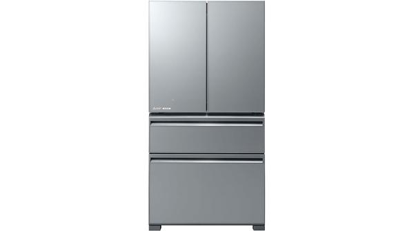Tủ lạnh Mitsubishi Electric Inverter 555 lít MR-LX68EM-GSL-V mặt chính diện