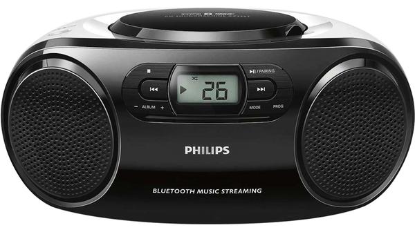 Máy CD Cassette Philips AZ329/61 giá hấp dẫn tại Nguyễn Kim