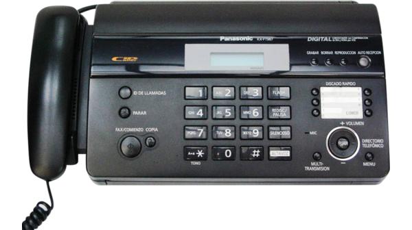 Máy fax Panasonic KX-FT987 giấy nhiệt giá tốt tại Nguyễn Kim