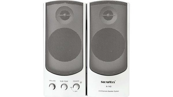 Loa vi tính Soundmax A140 mặt chính diện