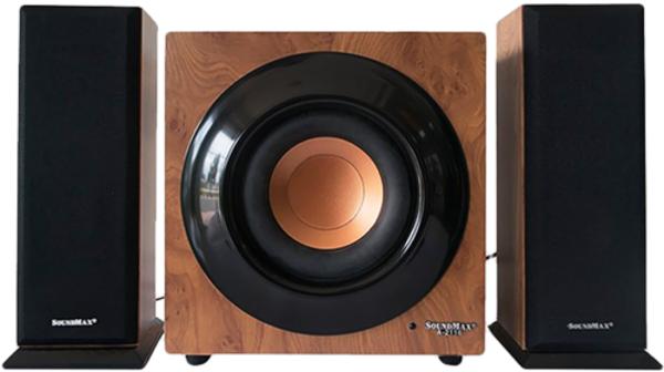Loa vi tính Soundmax A2116 60 Watt 2.1 giá tốt tại Nguyễn Kim