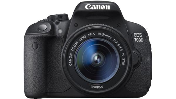 Máy ảnh chuyên nghiệp Canon EOS 700D giá tốt tại nguyenkim.com