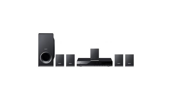 Dàn âm thanh Sony DAV-TZ140 công suất 300W giá tốt tại nguyenkim.com