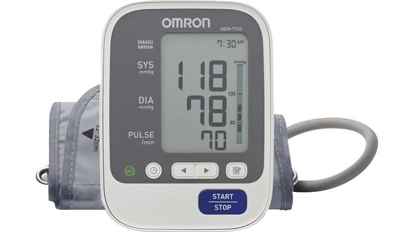 Máy đo huyết áp bắp tay Omron HEM-7130 giá tốt tại Nguyễn Kim