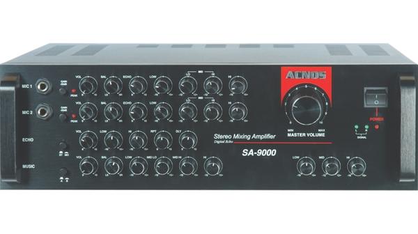Amply Acnos SA9000 công suất màu đen giá ưu đãi tại Nguyễn Kim