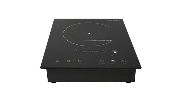 Bếp hồng ngoại Junger IS-19 có tính năng tự ngắt điện khi quá nhiệt